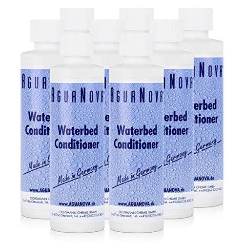 8x AguaNova Wasserbett Conditioner 125 ml, für Wasserbetten -...