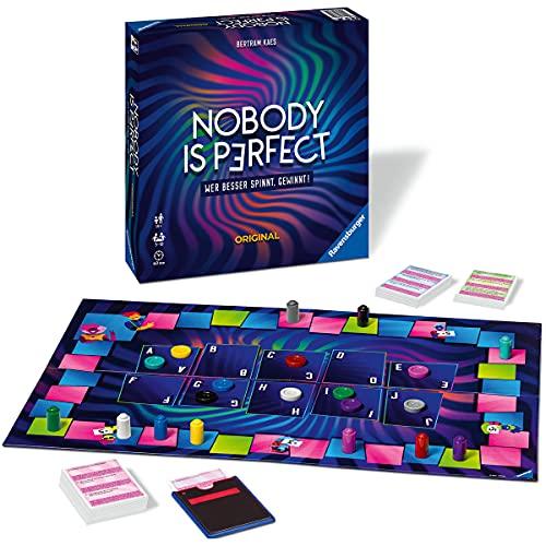 Ravensburger Familienspiel Nobody is perfect, Gesellschaftsspiel für...