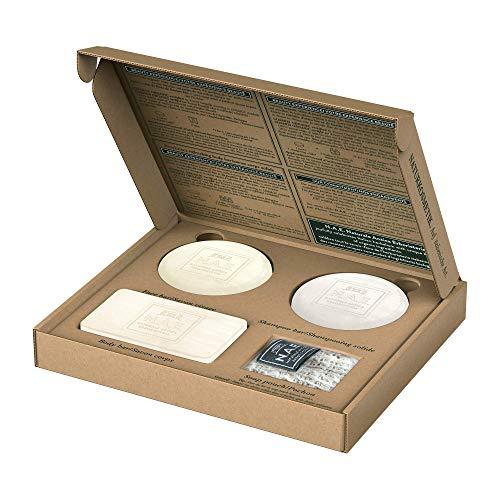 N.A.E. Feststücke-Box, 100% plastikfrei und zertifizierte...