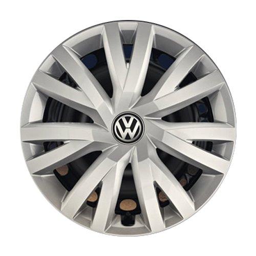 Volkswagen 5G0071456YTI 5G0071456 YTI Radkappen Radzierblenden für...