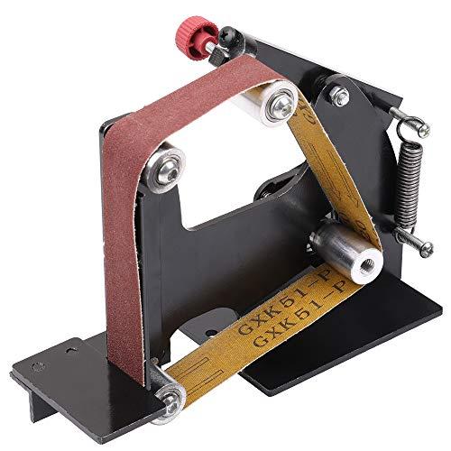 KKmoon Multifunktionseisen Winkelschleifer Schleifband Adapter...