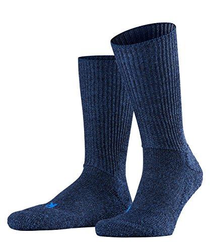 FALKE Unisex Socken Walkie Ergo U SO -16480, 1 Paar, Blau (Jeans...