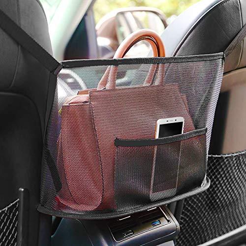 TaimeiMao Auto-Netztasche Handtaschen,Car Net Pocket Handbag,Auto...