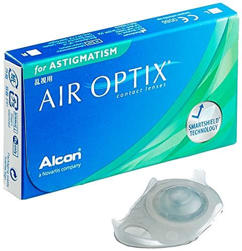Air Optix for Astigmatism Monatslinsen weich, 3 Stück / BC 8.7 mm /...