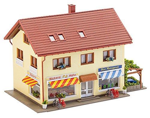 Faller FA 232336 - Metzgerei/Bäckerei, Zubehör für die...