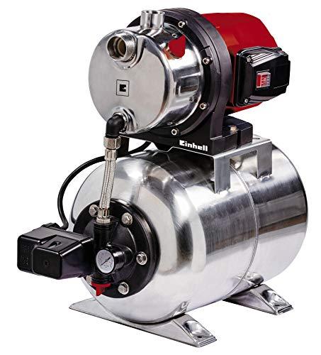 Einhell Hauswasserwerk GC-WW 1250 NN (1200 W, max. 5 bar, 5000 L/h...