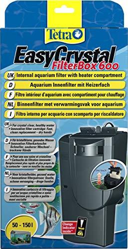 Tetra EasyCrystal Aquarium Filterbox 600 - Filter für kristallklares...