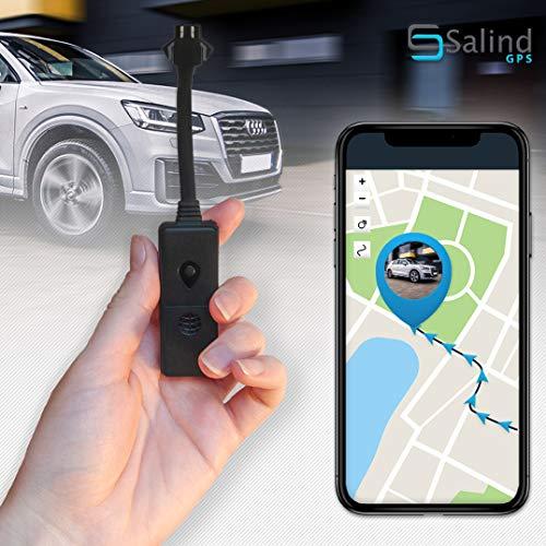 Salind 01- Mini GPS Tracker, Anti Verloren GPS Ortungsgerät für...