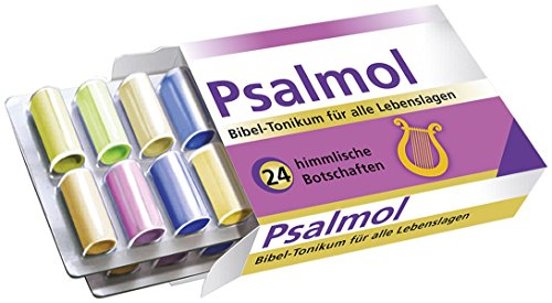Psalmol - Bibel-Tonikum für alle Lebenslagen: 24 himmlische...