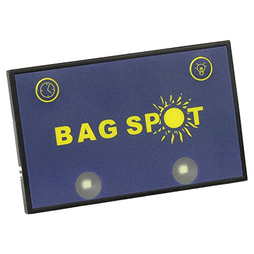 Ledershop24 LED Licht Bag Spot für Kellnerbörse Kellner...