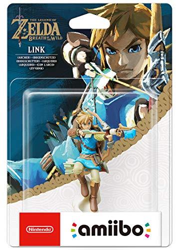 amiibo The Legend of Zelda Collection Link Bogenschütze (Breath of...