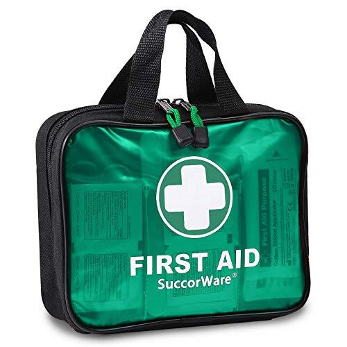200-teiliges Erste-Hilfe-Set mit medizinischem Zubehör für...