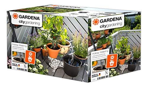 Gardena city gardening Urlaubsbewässerung: Pflanzenbewässerungs-Set...