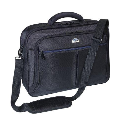 PEDEA Premium Notebooktasche 39,6cm (15,6 Zoll) inkl. Tablet-PC Fach,...