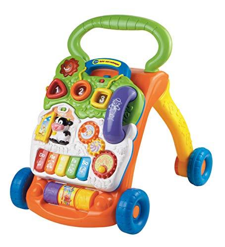 VTech Baby 80-077066 - Spiel und Laufwagen, EasyMail-Verpackung,...