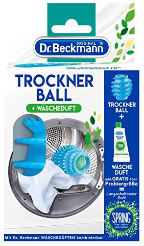 Dr. Beckmann Trockner Ball mit Wäscheduft Probiergröße, 8,7cm x...