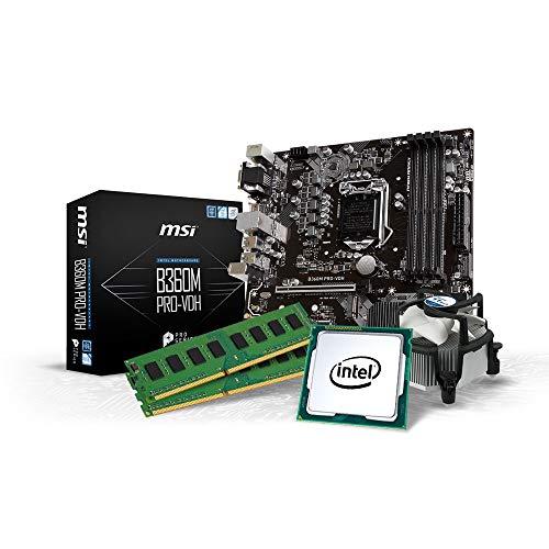 Kiebel Aufrüst Bundle, Intel Core i5 10600K 6x4.1 GHz, 16GB DDR4,...