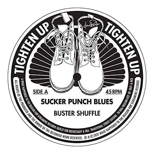 Sucker Punch Blues