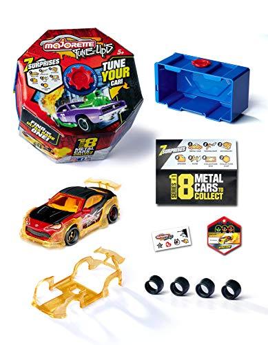 Majorette – Tune Ups Series 1 – Spielzeugauto aus Metall zum Tunen...