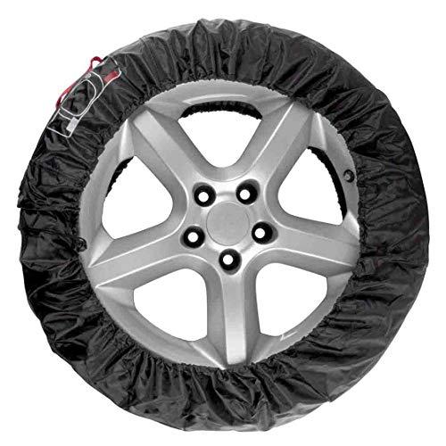 Reifenhüllen, Set 4 Stk, Reifenschutzhüllen, Schutzhülle für...