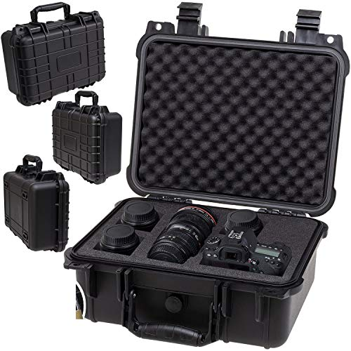 KESSER® Kamerakoffer 15 Liter, unisversal anpassbar, wasserdicht,...