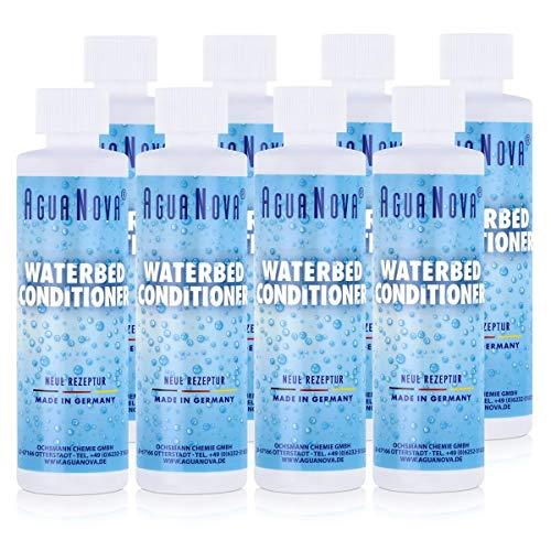 8x AguaNova Wasserbett Conditioner 250 ml, für Wasserbetten -...