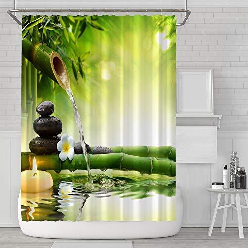 Aitsite Duschvorhänge Duschvorhang Anti-Schimmel, Anti-Bakteriell,...
