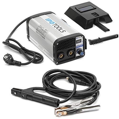 IPOTOOLS MMA-160R Elektroden Schweißgerät - IGBT Inverter...