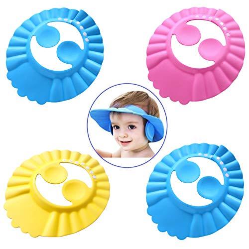 4 Stück Baby Shampoo Cap,Baby Shampoo Schutz,Shampoo Schutz für...