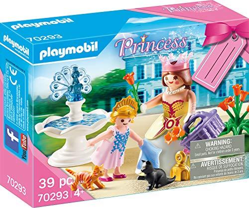 PLAYMOBIL 70293 Geschenkset 'Prinzessin', ab 4 Jahren