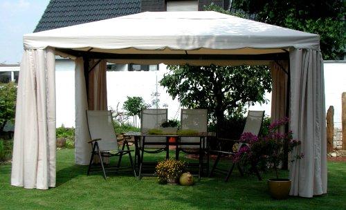 LECO Ersatzdach aus hochwertigem Polyester für den Pavillon Sahara in...