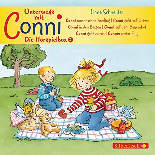 Unterwegs mit Conni - Die Hörspielbox (Meine Freundin Conni - ab 3):...