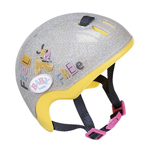 BABY born Fahrradhelm für 43cm Puppe - Schutz für die Puppe -...