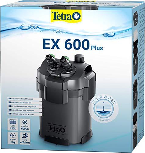 Tetra Aquarium Außenfilter EX Plus - leistungsstarker Filter für...