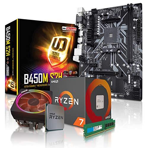 dcl24.de PC Aufrüstkit [11779] AMD 7-3800X 8x3.9 GHz - 16GB DDR4,...