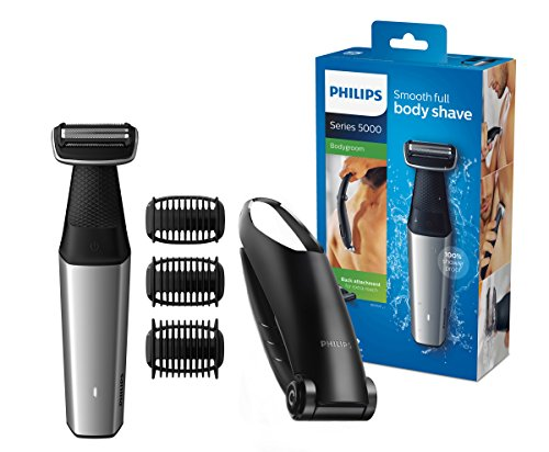Philips Bodygroom Series 5000 mit Aufsatz für Rückenhaarentfernung...
