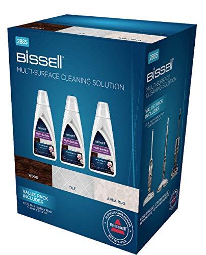 BISSELL Multi Surface Reinigungsmittel Vorteilspack   3 x 1 L   Für...