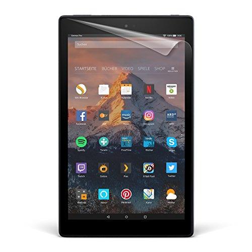 NuPro-Displayschutzfolien (2er-Pack) für Fire HD 10 (10-Zoll-Tablet,...