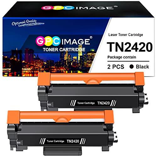 GPC Image Kompatible Tonerkartusche als Ersatz für Brother TN2420...