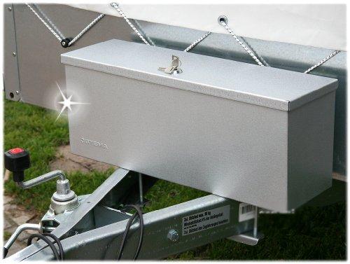 STEMA Deichselbox Staubox PKW Anhänger Werkzeugbox Werkzeug-Kiste...
