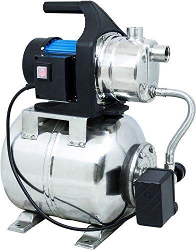 Güde 94637 HWW 1000E Hauswasserwerk (1000W, 3500l/h, Druckschalter,...