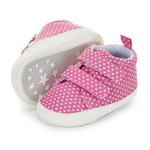 Sterntaler Jungen Mädchen Baby-Schuh Stiefel, Pink (Rosa 737), 15/16...
