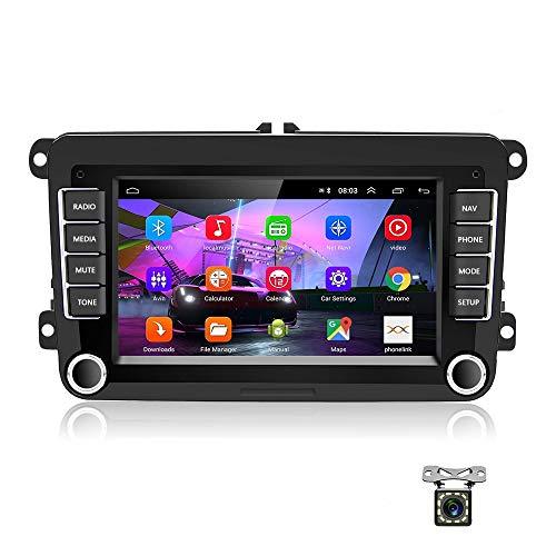 Android Autoradio für VW GPS Autoradio Bluetooth/WiFi/FM/AUX/USB,...