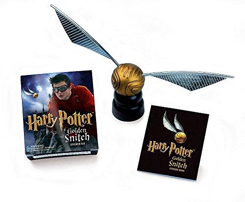 Harry Potter Golden Snitch Sticker Kit (Miniature Editions)