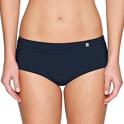 Marc O'Polo Body & Beach Damen Bikini-Panty Badeshorts, Schwarz...