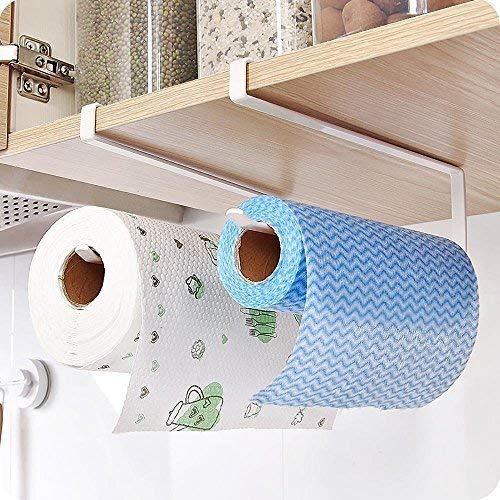 Voarge Küchenrollenhalter zur Befestigung an Schranktüren und zur...