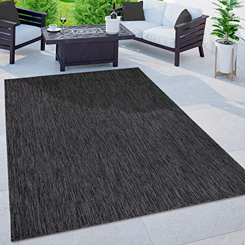 Paco Home In-& Outdoor Teppich Balkon Terrasse Küchenteppich...