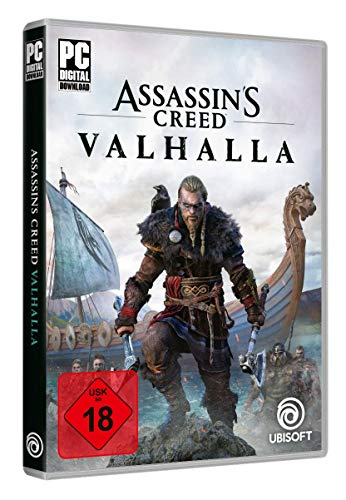 Assassin's Creed Valhalla Standard Edition | Uncut - [PC] - [Code in a...