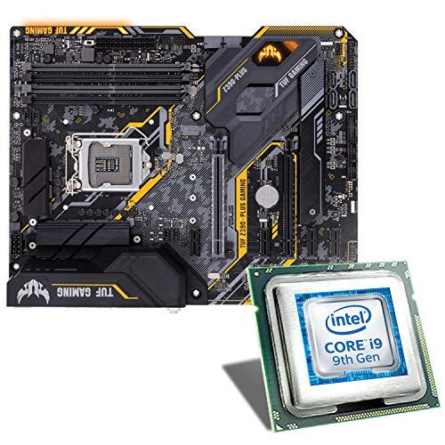 Intel Core i9-9900K / ASUS TUF Z390-PLUS Gaming Mainboard Bundle   CSL...