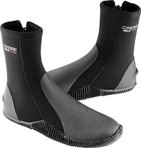 Cressi Isla Boots - Premium Neopren Füßling Für Geräteflosse -...